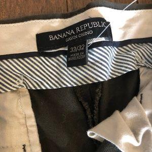 Banana Republic Pants - Banana Republic Gavin Chino